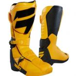 2018 Shift MX Whit3 Label Motocross Boots YELLOW Manchester Xtreme